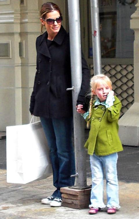 Jesse James' Ex: Daughter Loves Sandra Bullock More Than ...