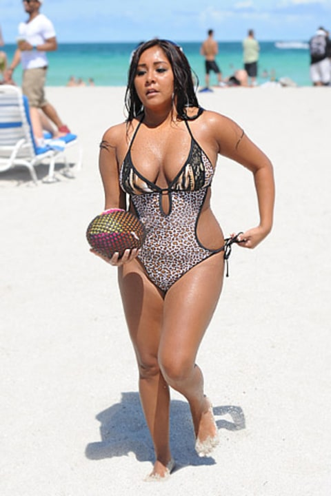 Sexy pics of jersey shore snooki