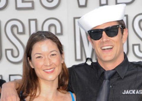 Johnny Knoxville Gets Married - Us Weekly
