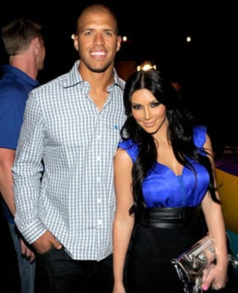 Kim Kardashian & Miles Austin: Dinner Date: Photo 2463046 | Kim ...