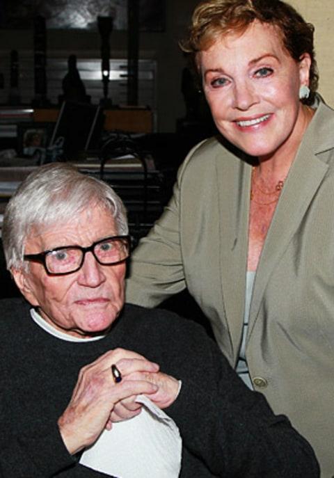 Julie Andrews 39 Husband Blake Edwards Dies At 88 Us Weekly