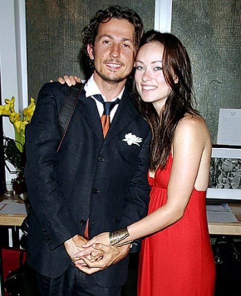 Olivia Wilde and husband