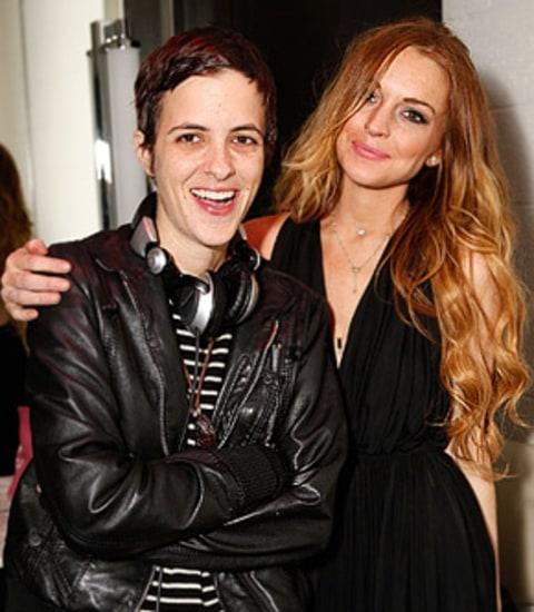 Lindsay Lohan, Samantha Ronson Rekindling Romance - Us Weekly