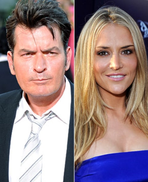 Charlie Sheen S Mediterranean Style Home In L A: Charlie Sheen Surrenders Twin Boys To Cops