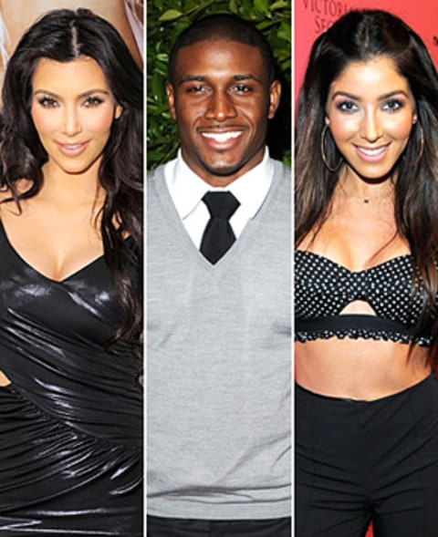 who is reggie bush dating now november 2011