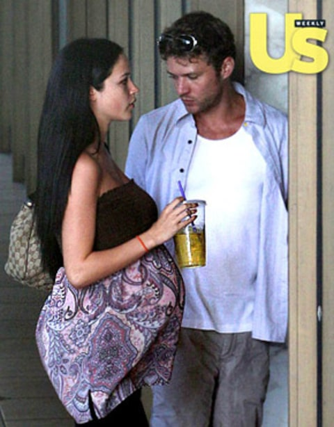 Dutiful dad-to-be? Ryan Phillippe Instagram