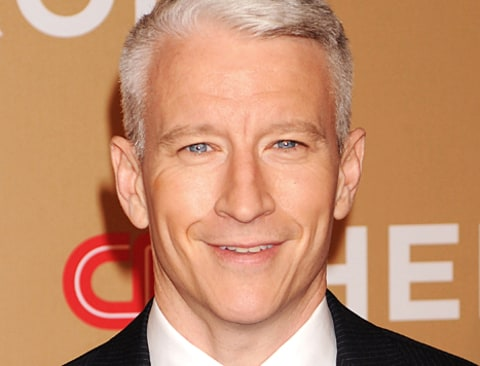 Anderson Cooper Hair