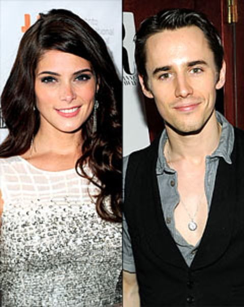 Ashley Greene Dating Spider-Man Musical's Reeve Carney ...