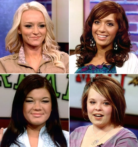 Teen Mom As They 40