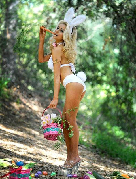 Easter Bunny In A Bikini 85
