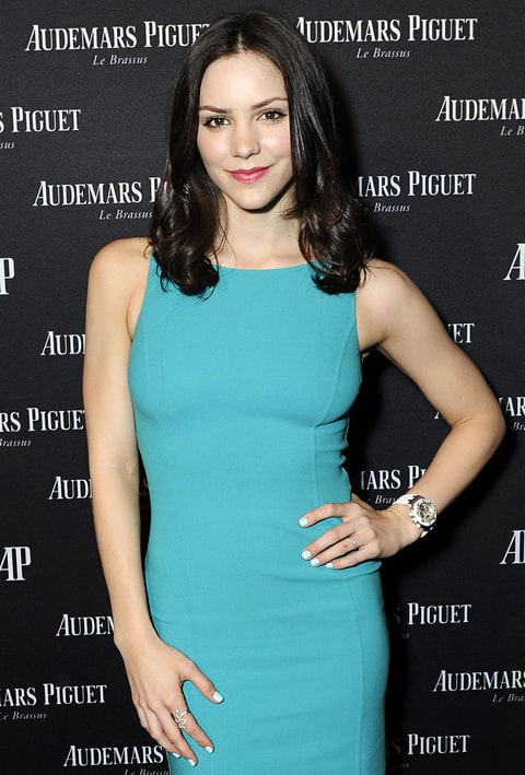 Katharine McPhee   Celebs Who Match Their Manicures to ...
