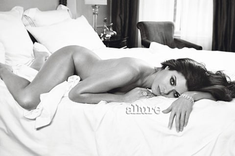 debra messing allure