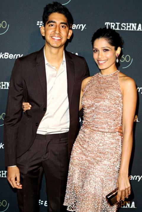 Dev Patel and Freida Pinto | Costar Couples | Us Weekly Freida Pinto Dev Patel