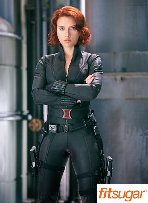 How Scarlett Johansson Slimmed Down for The Avengers - Us ...
