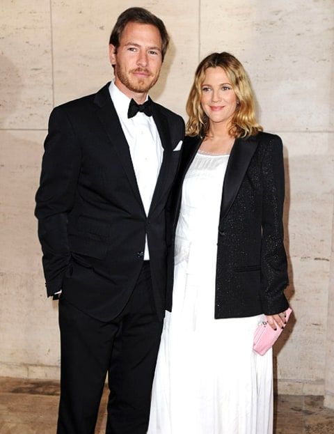 Drew Barrymore Marries Will Kopelman! - Us Weekly