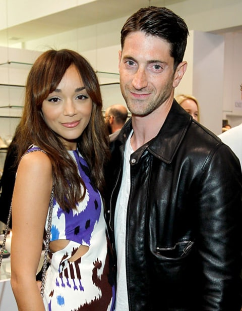 Ashley Madekwe and iddo goldberg wedding