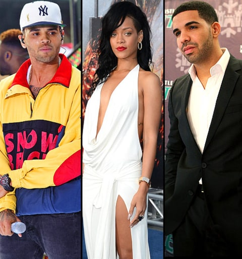 Chris Brown, Drake Have Brutal Fight -- Was It Over ...