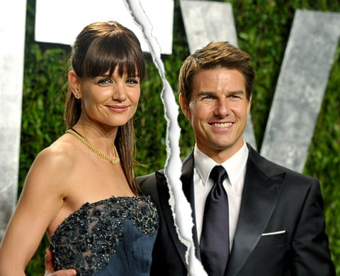 Tom Cruise, Katie Holm...