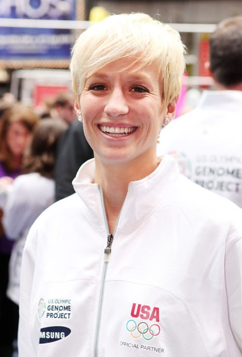 "Soccer Star Megan Rapinoe: ""I'm Gay"""
