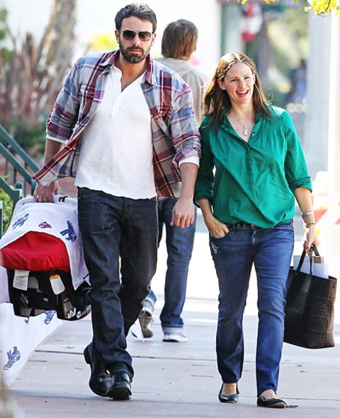 Ben Affleck, Jennifer Garner Debating Having Fourth Baby ...