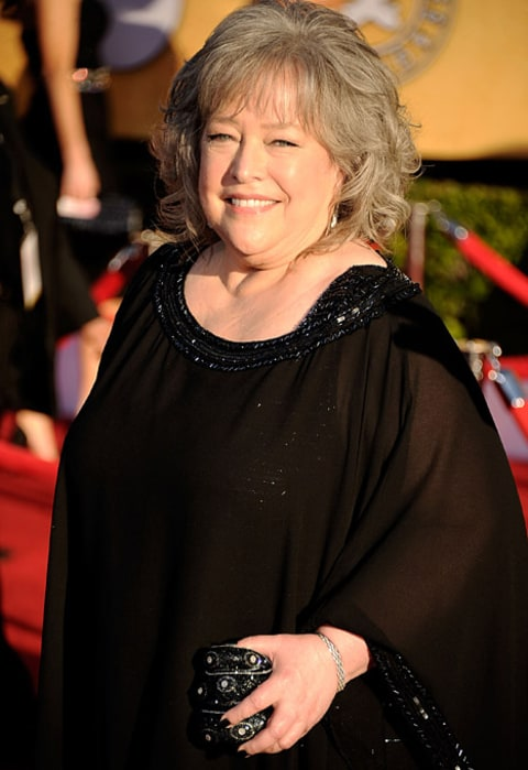Kathy Bates Gets Doubl...