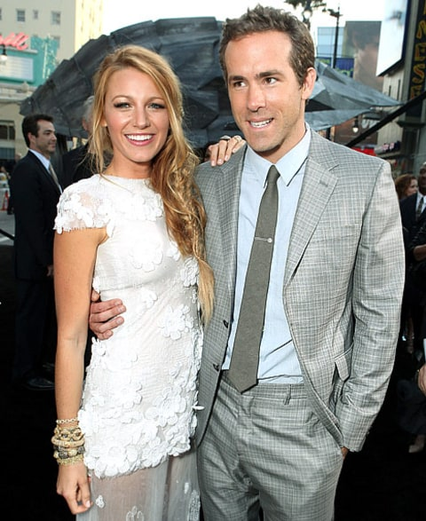 Blake Lively, Ryan Reynolds Officially Married Days After ...