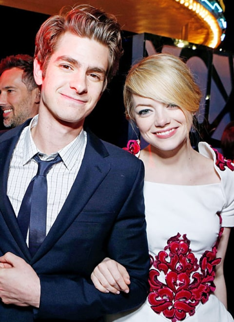 Andrew Garfield Pictur... Andrew Garfield Engaged