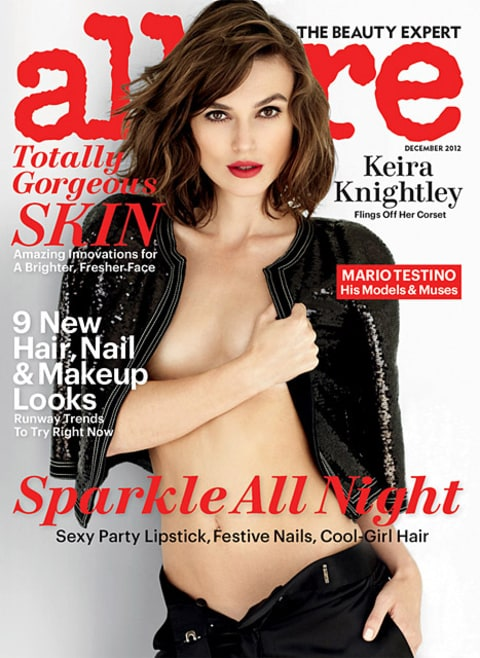 keira knightley allure cover