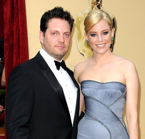 Elizabeth Banks with Husband Max Handelman