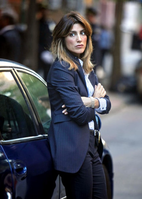 Jennifer Esposito and blue bloods