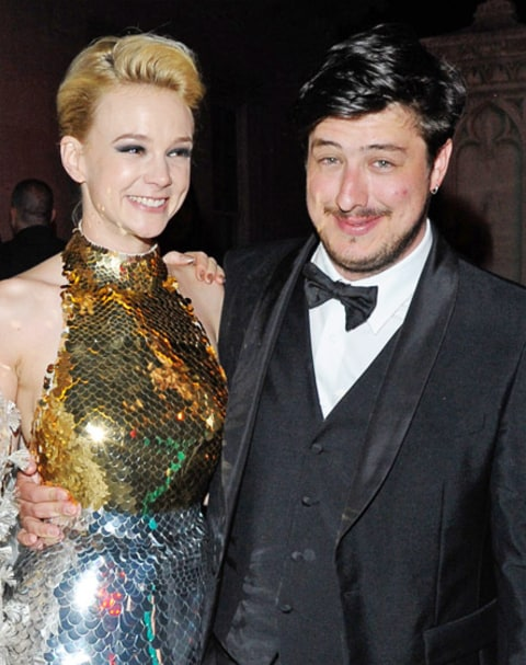Carey Mulligan and Marcus Mumford | Celebrity Weddings ...