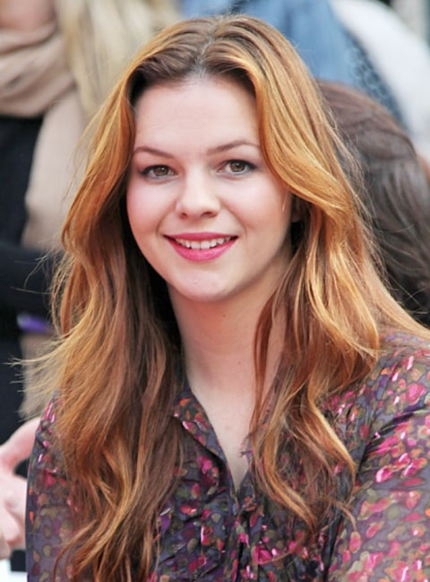 Amber Tamblyn On November 15 2011 In Hollywood