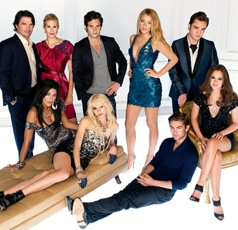 meet gossip girl cast 2012