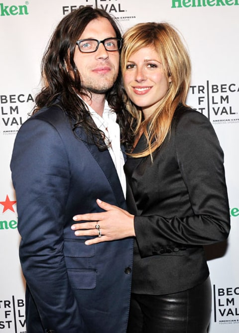 Kings of Leon's Nathan Followill, Wife Jessie Baylin ... Nathan Followill Violet