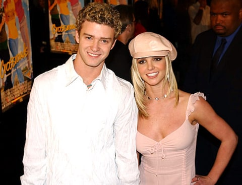 justin timberlake denies that he called britney spears a bitch us weekly. Black Bedroom Furniture Sets. Home Design Ideas