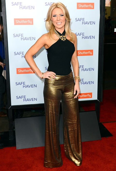 Write A Fashion Police Caption For Gretchen Rossi Us Weekly