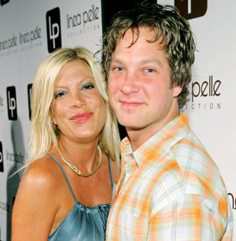 Tori Spelling brother