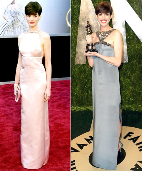 Oscar Show Dresses Vs After-Party Looks: Which Is Better