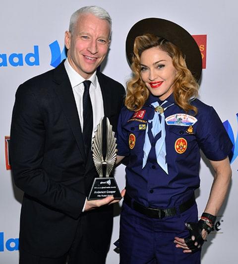 Anderson Cooper Partner