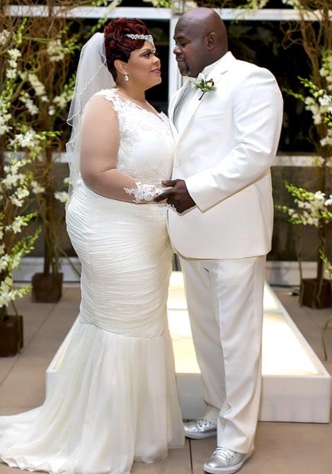 Tamela Mann Marries David Mann See Their Vow Renewal