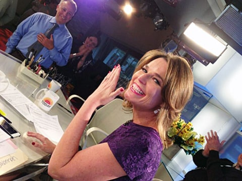 Savannah Guthrie Engaged To Mike Feldman Today Show