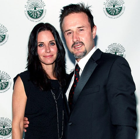 Courteney Cox, David Arquette Finalize Divorce - Us Weekly