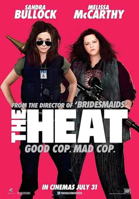 The Heat Poster Controversy