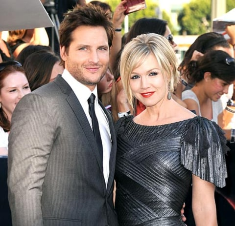Peter Facinelli and Jennie Garth have reportedly finalized ...