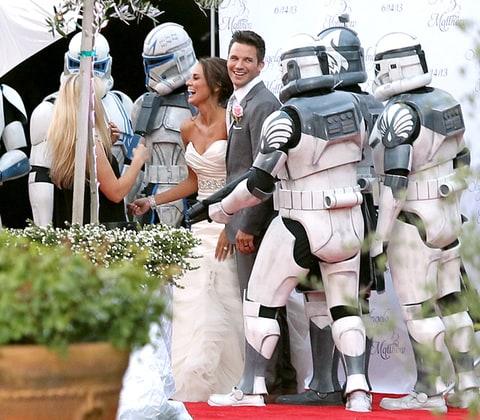 Angela basford wedding