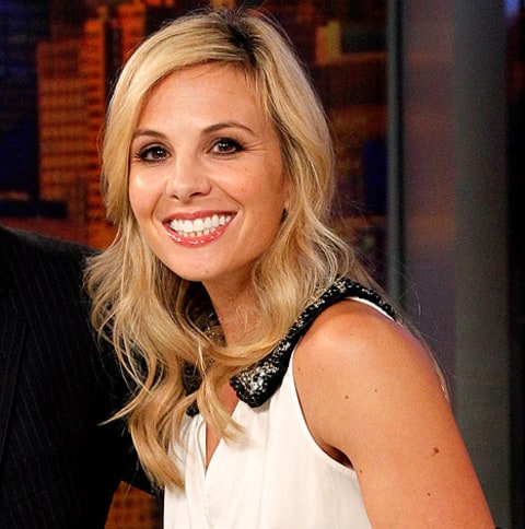 Elisabeth Hasselbeck gave an emotional goodbye speech during her last ...