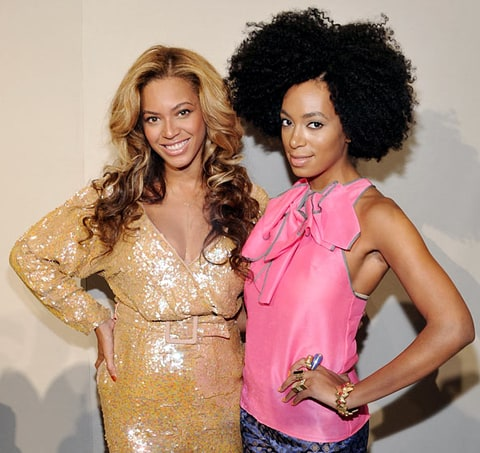 Beyonces Brothers And Sisters Beyonce and Sol...