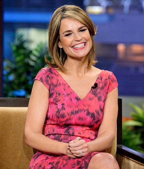 Savannah Guthrie Lost Her Engagement Ring Found It In The