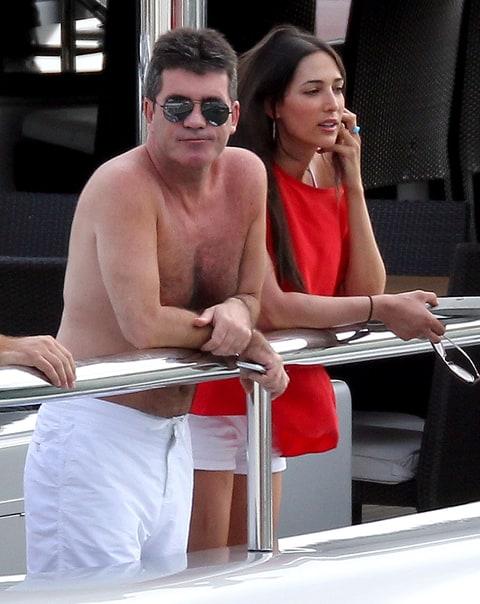 Simon Cowell Gets Lauren Silverman Pregnant: See Them ...