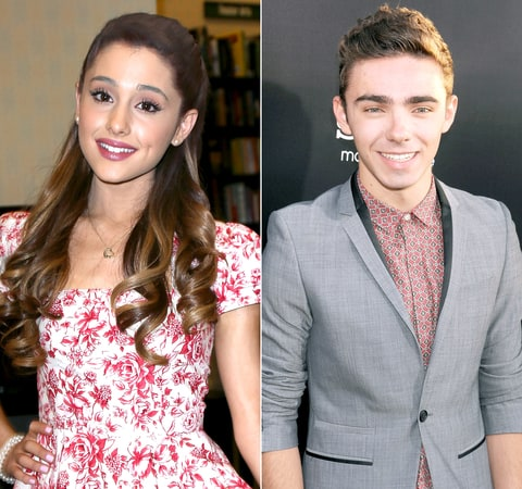 ariana dating nathan